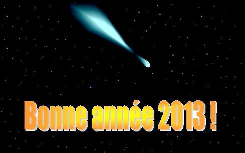 FCS vous souhaite un joyeux Noël 2012 et une bonne année 2013 - Page 2 Comete10
