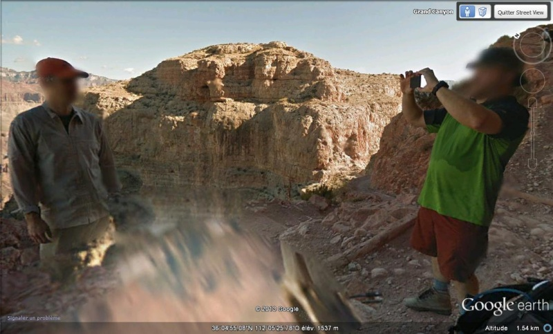 Visitez le Grand Canyon avec Street View ! Grand_14