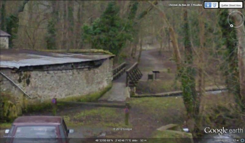 - Street View : Lieux représentés sur des peintures célèbres (ou un peu moins) Pont_m10