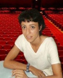 Dossier de communication pour le one woman show : J'me fais du cinéma Evelyn12