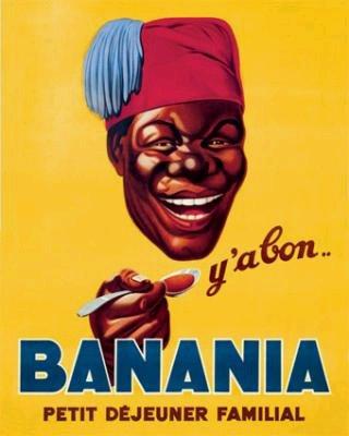 Obama Banania McCain Chaplin Banani10