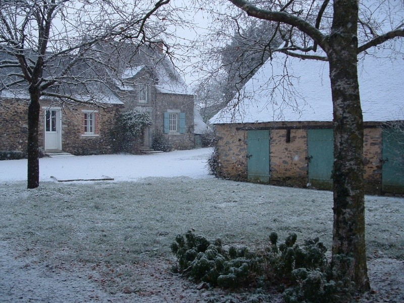 Hiver en Mayenne Vauvro14
