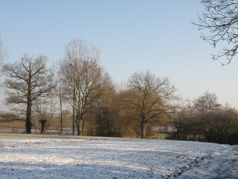 Hiver en Mayenne Vauvro33