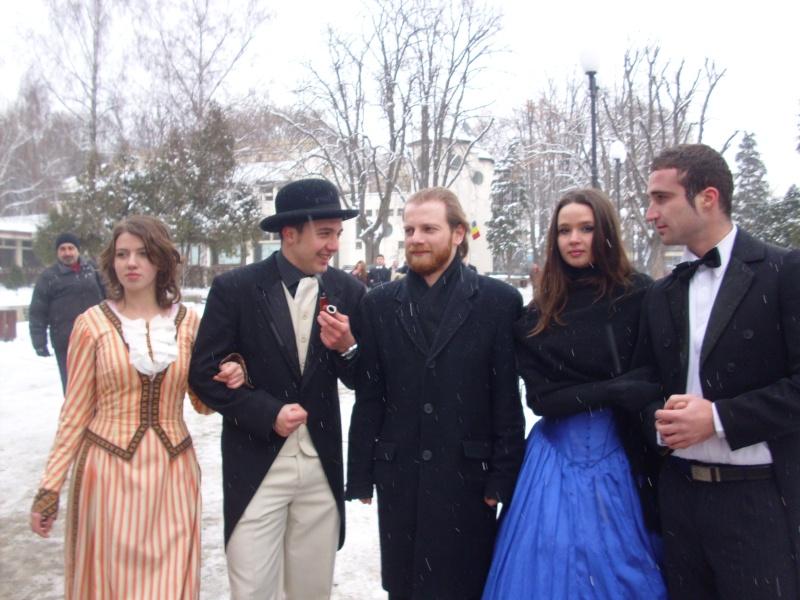 15 ianuarie 2010-ziua de nastere a lui Mihai Eminescu sarbatorita in Parcul Copou Costum10