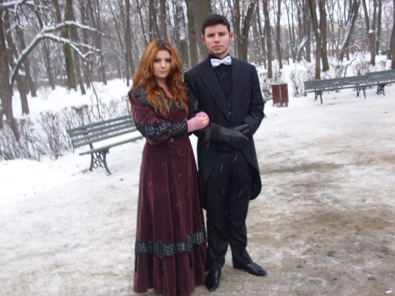 15 ianuarie 2010-ziua de nastere a lui Mihai Eminescu sarbatorita in Parcul Copou E110