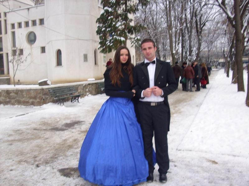 15 ianuarie 2010-ziua de nastere a lui Mihai Eminescu sarbatorita in Parcul Copou E210