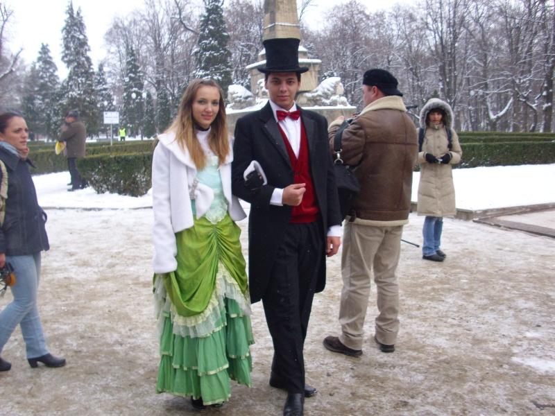 15 ianuarie 2010-ziua de nastere a lui Mihai Eminescu sarbatorita in Parcul Copou E410