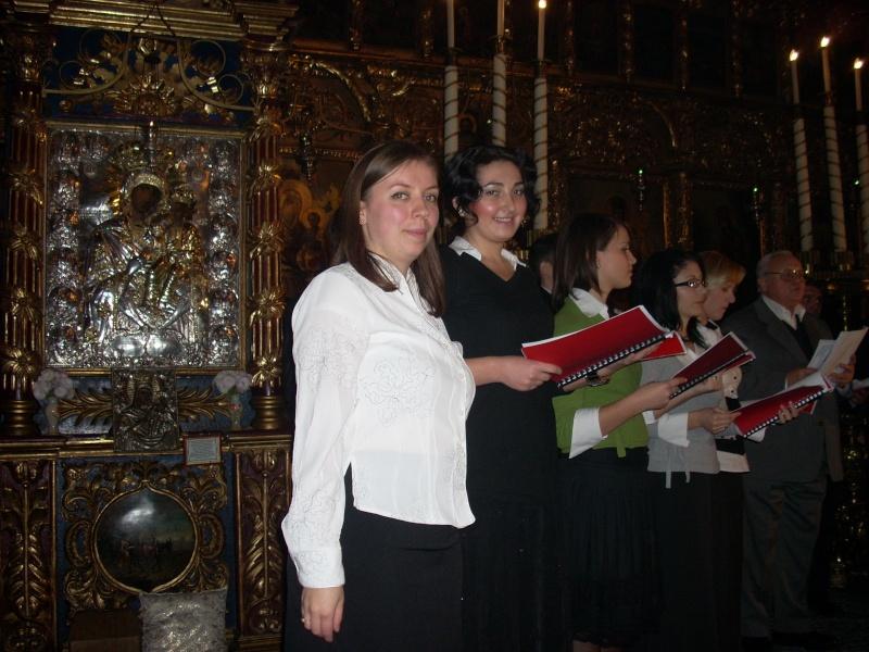 CONCERT DE COLINDE la Biserica Barboi -Iasi Seara_12