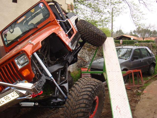 Qu'avez vous fait pour votre Jeep aujourd'hui ? - Page 2 Dsc08810
