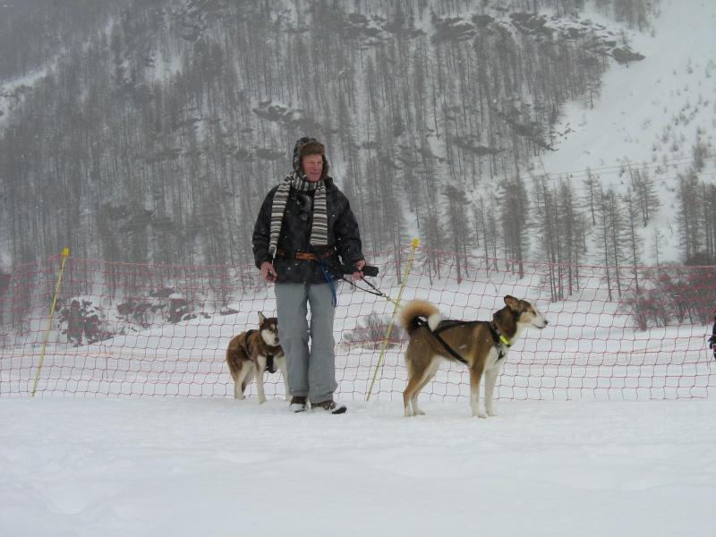 Candy, Chipie, Baltik en vacances de neige pour la grande odyssée 2013 Img_1215