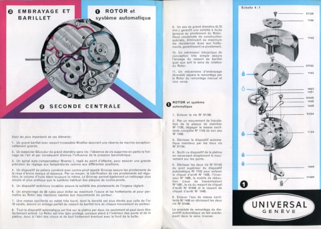 Mikrorotor saat mekanizmalari Univer11
