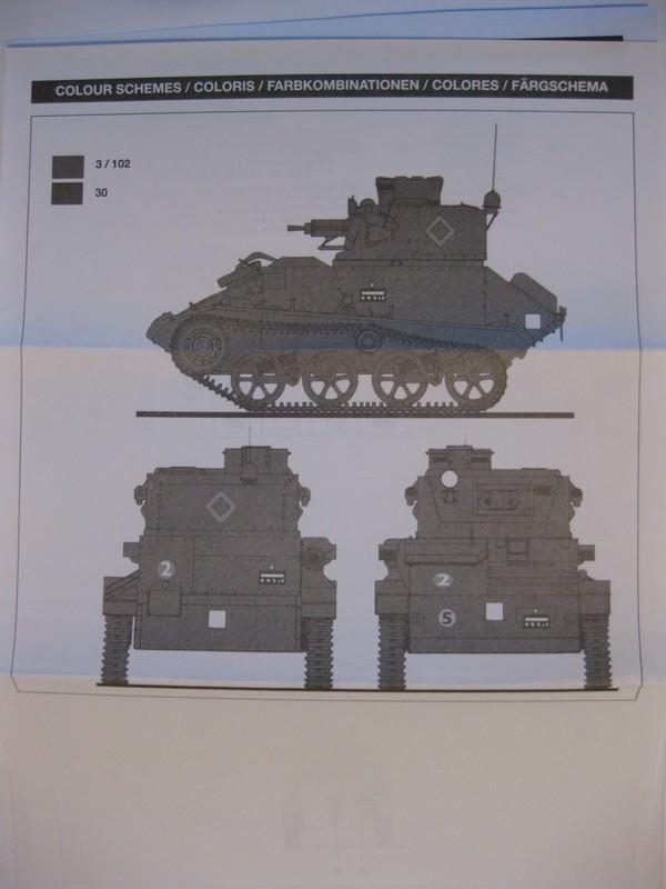 Vickers Light Tank Mk. VI a/b/c  [Airfix , 1/76 ] FINI ! Photo185