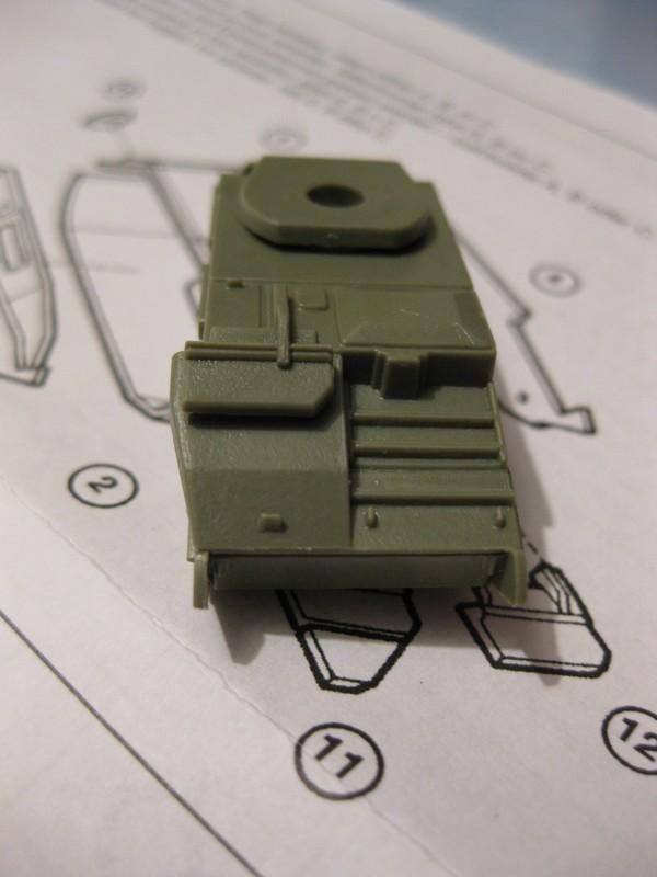 Vickers Light Tank Mk. VI a/b/c  [Airfix , 1/76 ] FINI ! Photo189