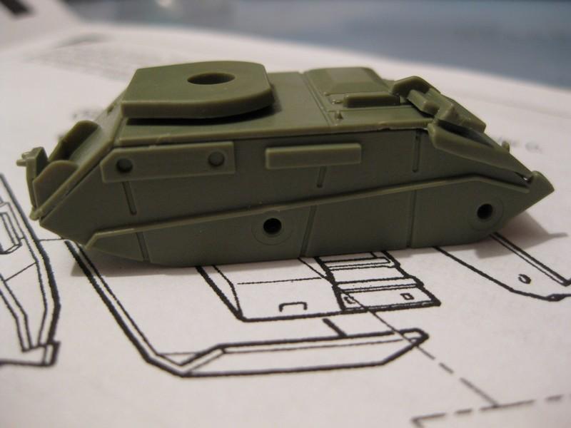 Vickers Light Tank Mk. VI a/b/c  [Airfix , 1/76 ] FINI ! Photo190