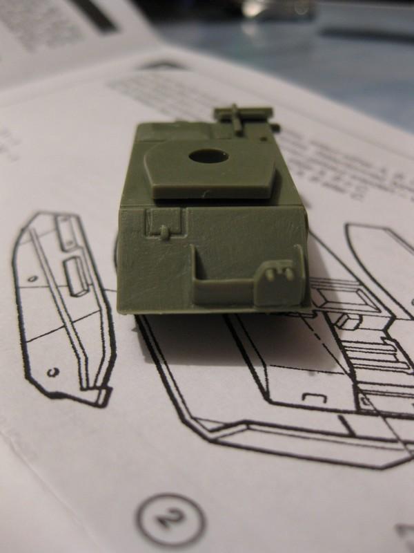 Vickers Light Tank Mk. VI a/b/c  [Airfix , 1/76 ] FINI ! Photo191