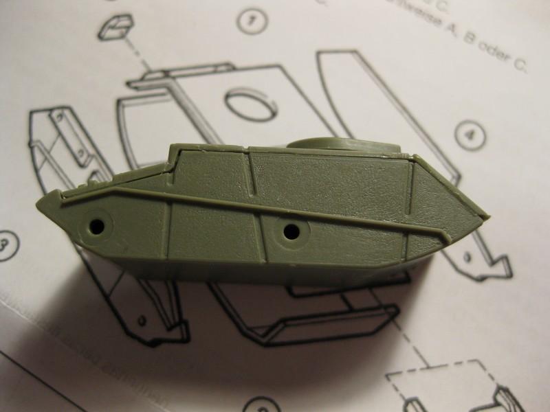 Vickers Light Tank Mk. VI a/b/c  [Airfix , 1/76 ] FINI ! Photo192
