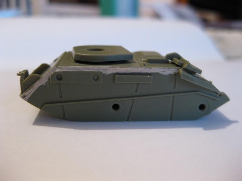 Vickers Light Tank Mk. VI a/b/c  [Airfix , 1/76 ] FINI ! Photo242
