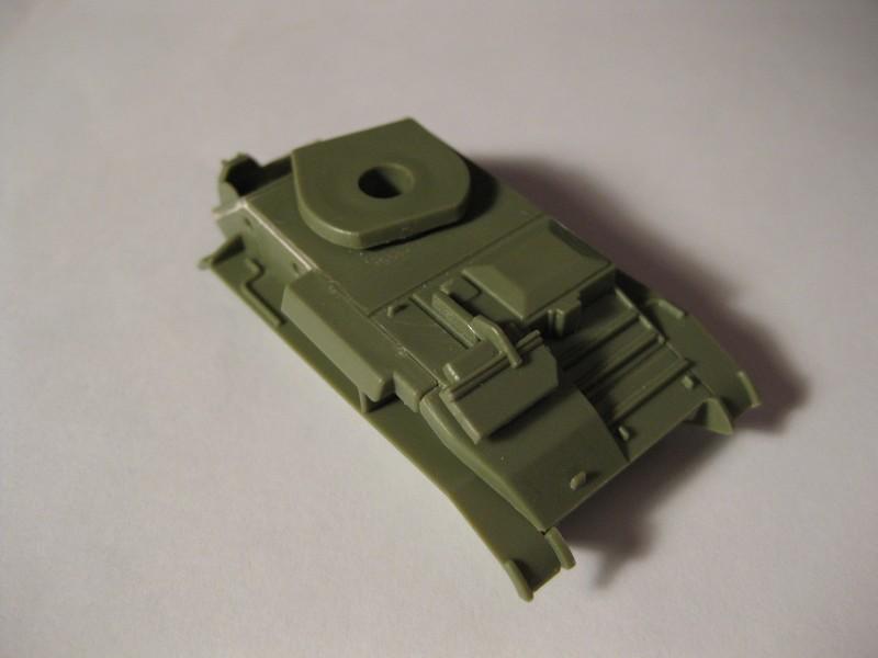 Vickers Light Tank Mk. VI a/b/c  [Airfix , 1/76 ] FINI ! Photo252