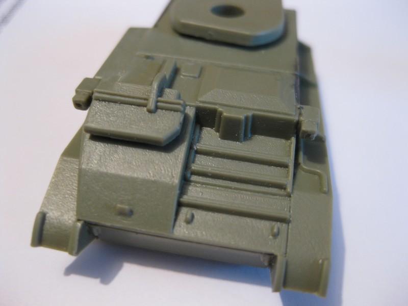Vickers Light Tank Mk. VI a/b/c  [Airfix , 1/76 ] FINI ! Photo253