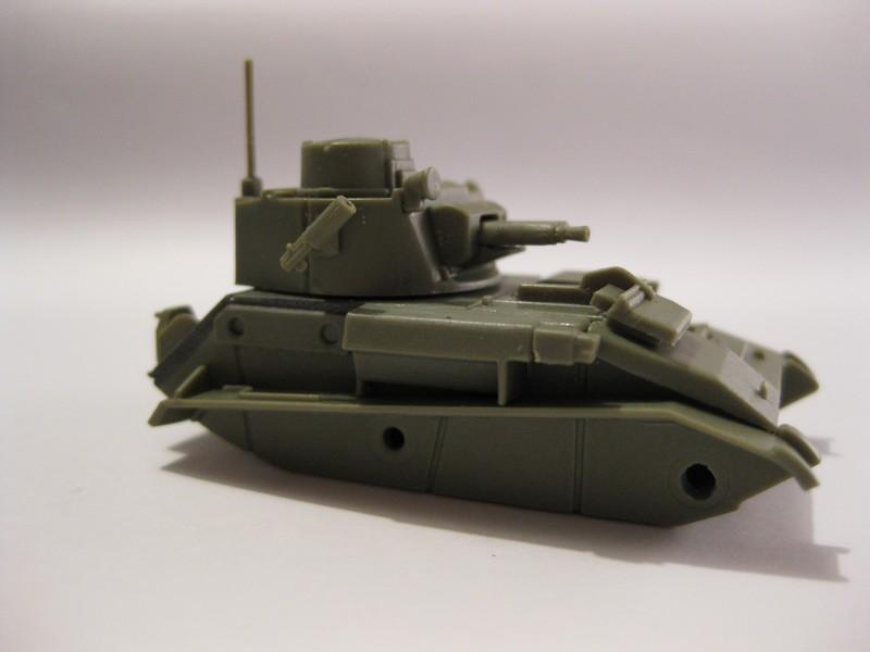 Vickers Light Tank Mk. VI a/b/c  [Airfix , 1/76 ] FINI ! Photo255