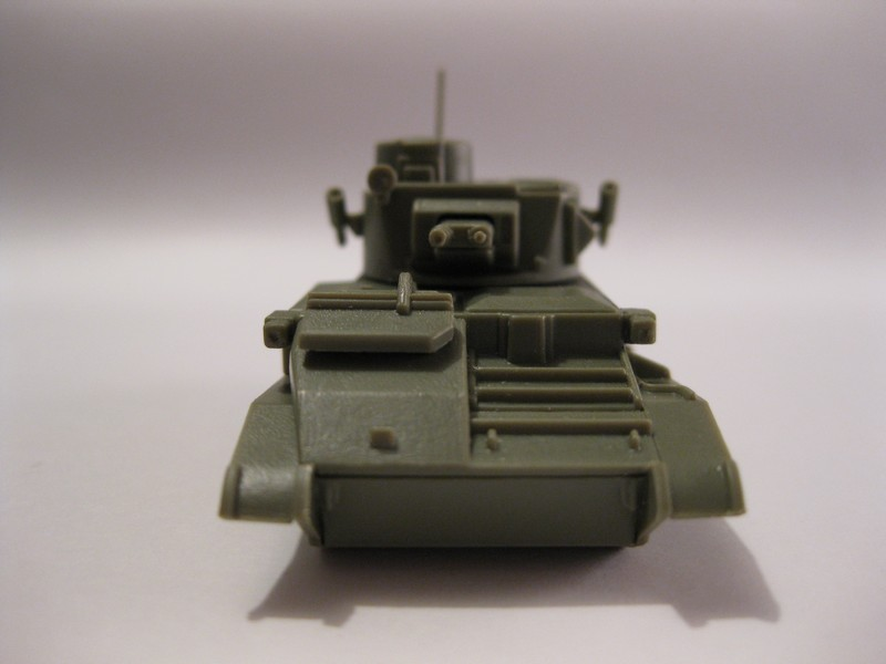Vickers Light Tank Mk. VI a/b/c  [Airfix , 1/76 ] FINI ! Photo256