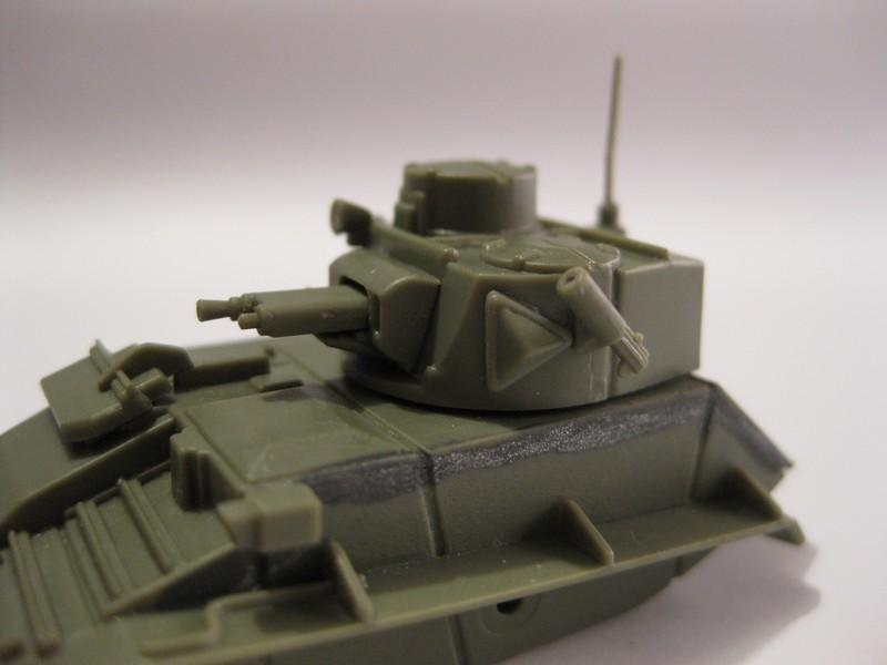 Vickers Light Tank Mk. VI a/b/c  [Airfix , 1/76 ] FINI ! Photo257