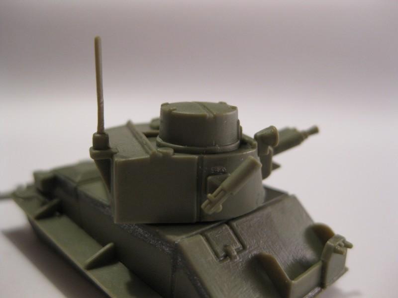 Vickers Light Tank Mk. VI a/b/c  [Airfix , 1/76 ] FINI ! Photo258