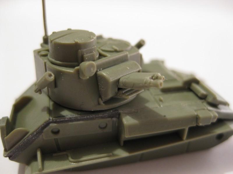 Vickers Light Tank Mk. VI a/b/c  [Airfix , 1/76 ] FINI ! Photo259