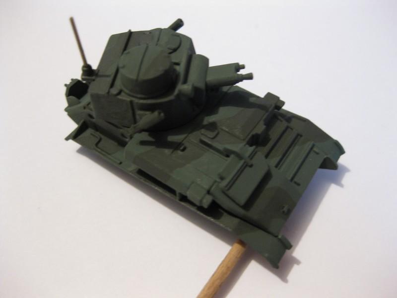 Vickers Light Tank Mk. VI a/b/c  [Airfix , 1/76 ] FINI ! Photo272