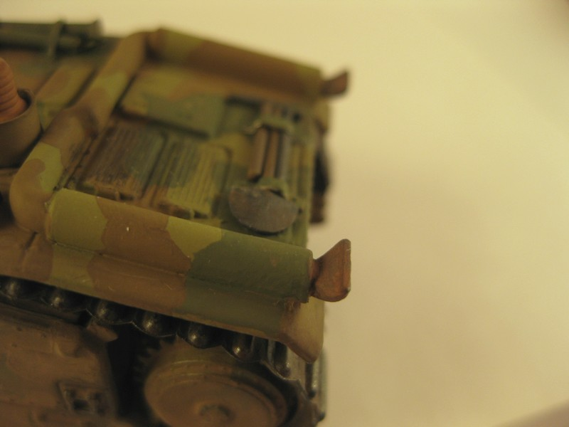 Char B1 bis [ Matchbox 1/76] Photo283