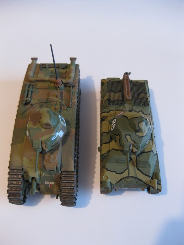 Char B1 bis [ Matchbox 1/76] Photo293