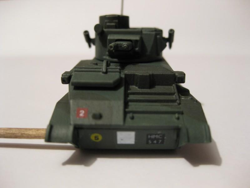 Vickers Light Tank Mk. VI a/b/c  [Airfix , 1/76 ] FINI ! Photo305