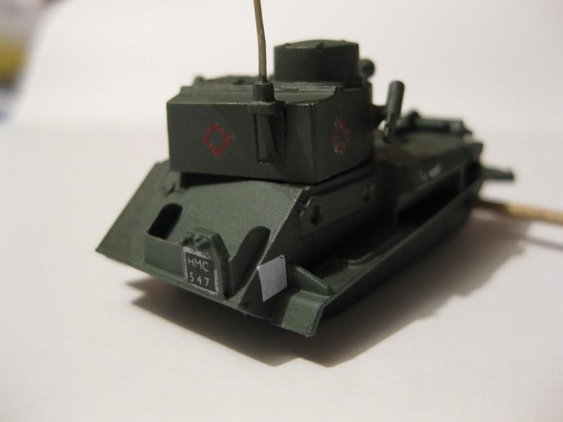 Vickers Light Tank Mk. VI a/b/c  [Airfix , 1/76 ] FINI ! Photo307