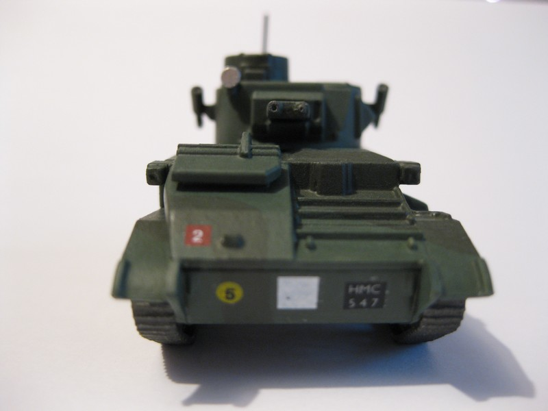 Vickers Light Tank Mk. VI a/b/c  [Airfix , 1/76 ] FINI ! Photo309