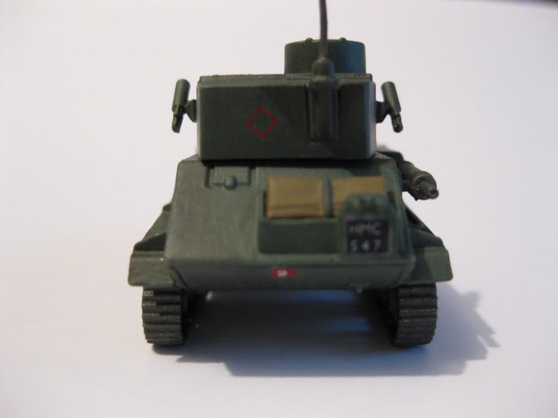Vickers Light Tank Mk. VI a/b/c  [Airfix , 1/76 ] FINI ! Photo311