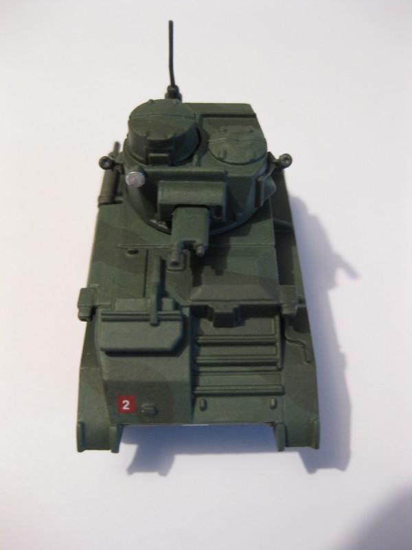Vickers Light Tank Mk. VI a/b/c  [Airfix , 1/76 ] FINI ! Photo312