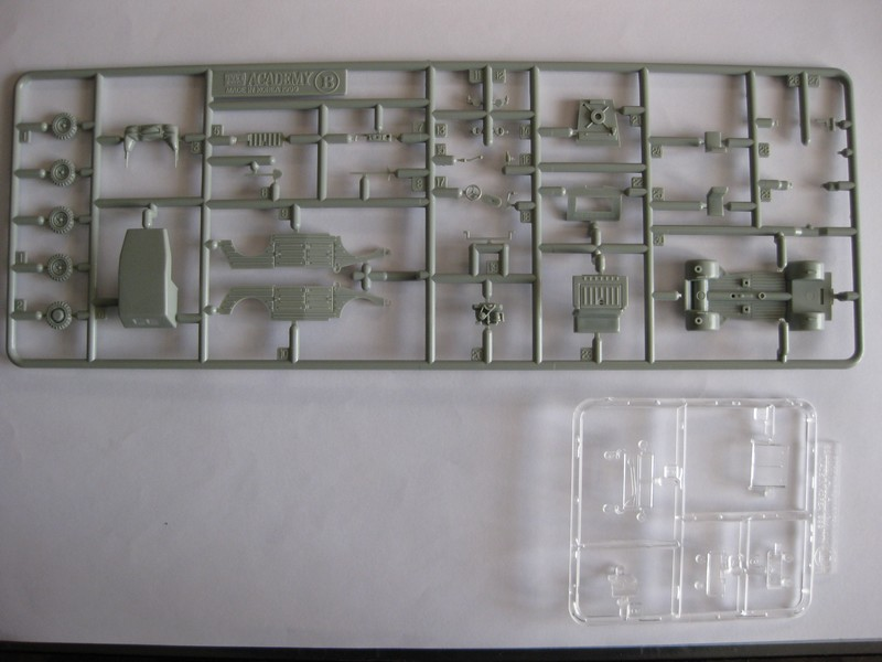 Kubelwagen ,WW.II Ground Vehicle Set [Academy 1/72 ] FINI! Photo316