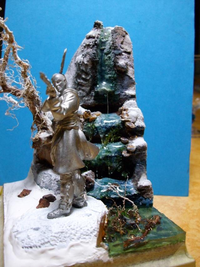 l'indien et la cascade Imgp3917