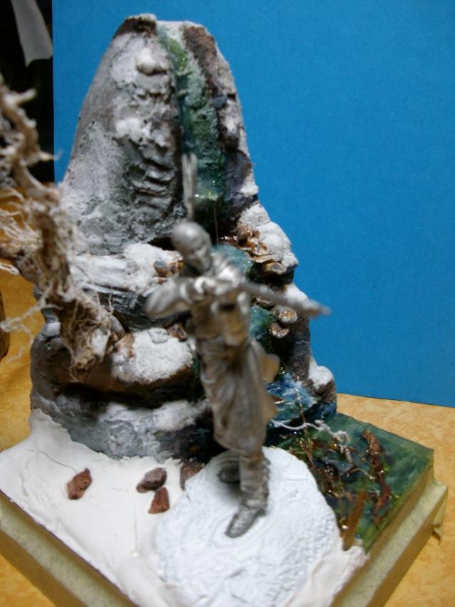 l'indien et la cascade Imgp3918