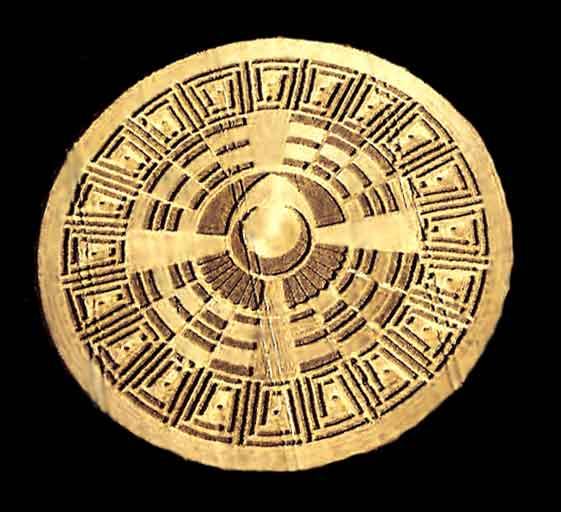Les mystérieuses cités d'or : vers le nouveau monde 2005ma10