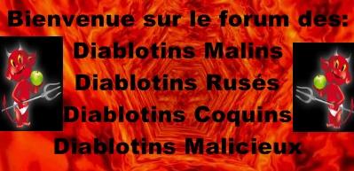 Le forum des Diablotins