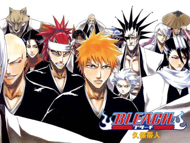 BLEACH Top-la10