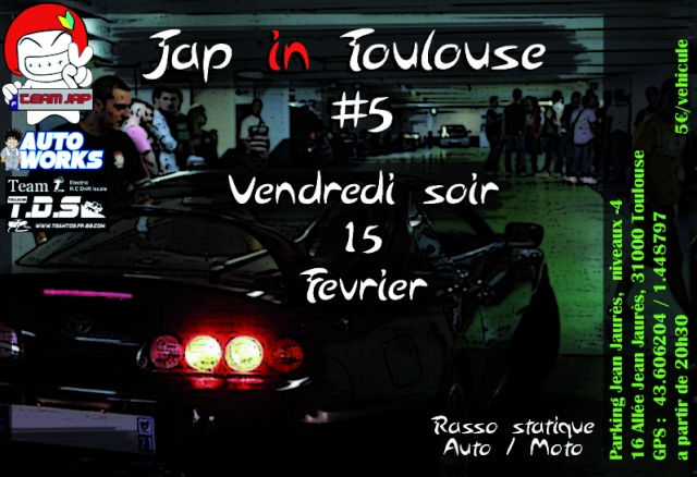 Jap in Toulouse #5 Jit511