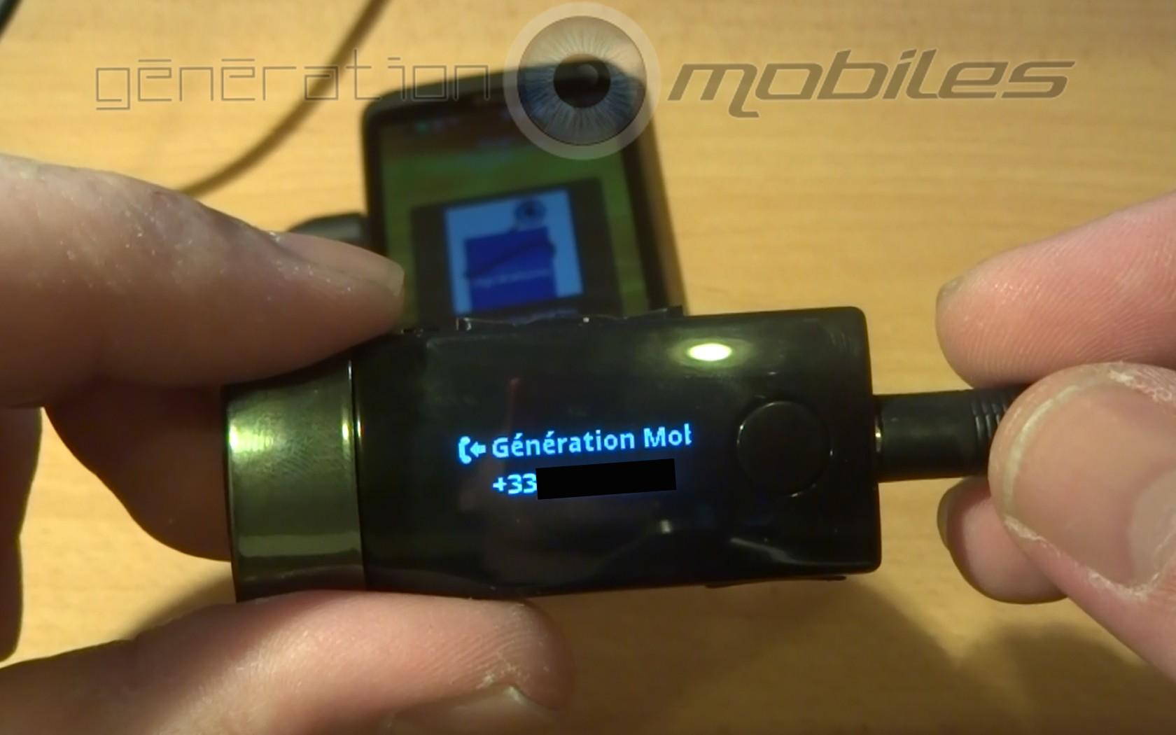 [MOBILEFUN.FR] Test du Sony Smart Wireless Headset Pro MW1 Appel10