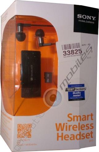 [MOBILEFUN.FR] Test du Sony Smart Wireless Headset Pro MW1 Boite111