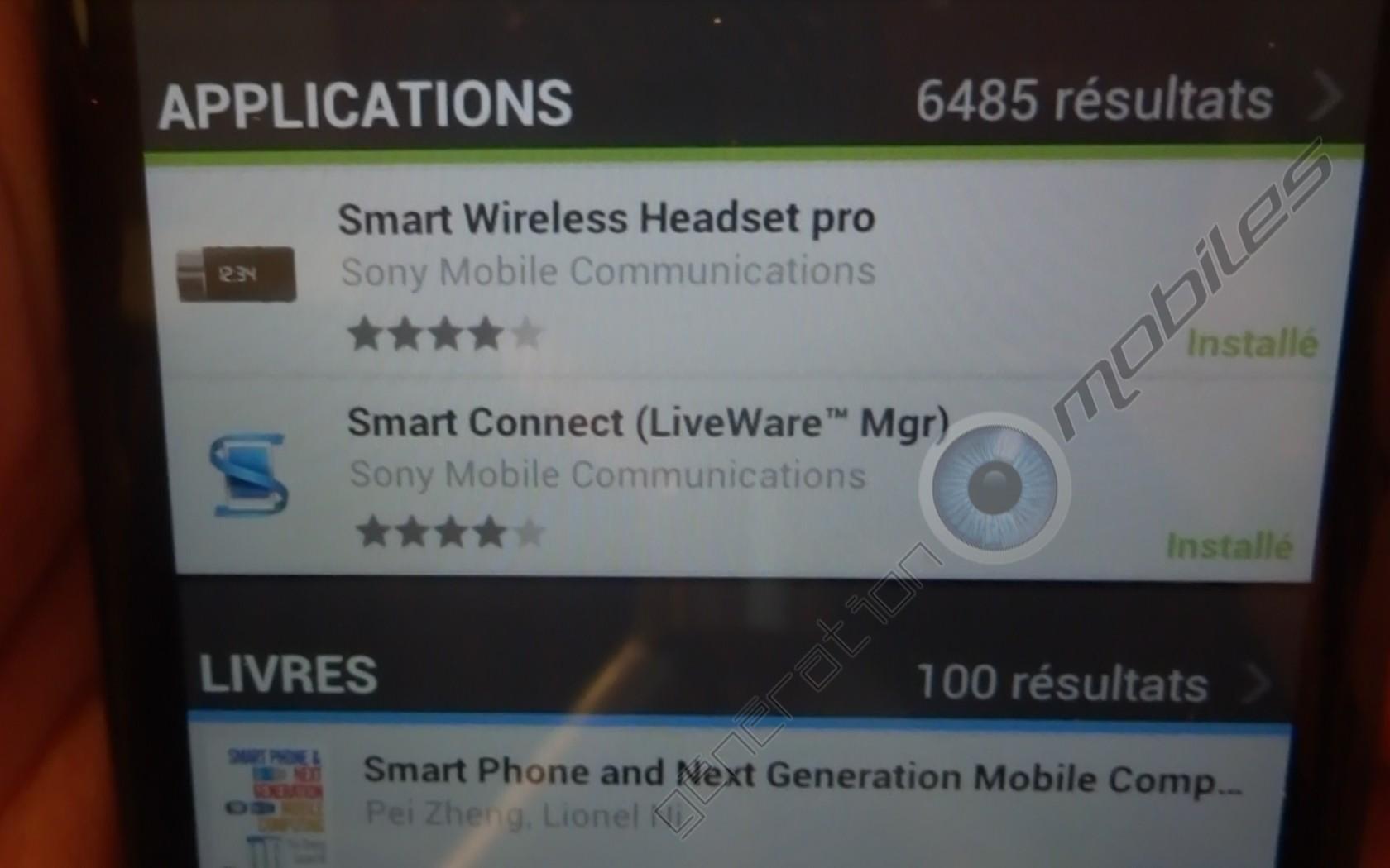 [MOBILEFUN.FR] Test du Sony Smart Wireless Headset Pro MW1 Logici10