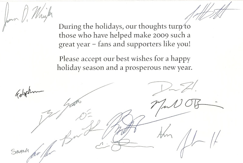 A Christmas Card From  ArenaNet. Scan0011
