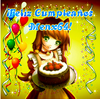Feliz Cumple Menx64 Menx6411