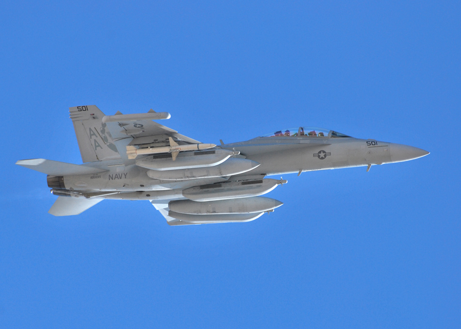 EA-18G Growler 111
