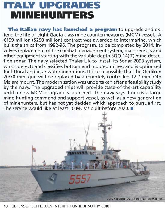 Armée Italienne/Forze Armate Italiane - Page 2 112